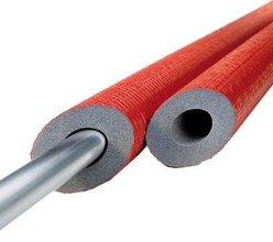 Теплоизоляция трубная K-flex диаметр 28 толщина 6мм красный