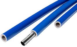 Теплоизоляция трубная K-flex диаметр 28 толщина 9мм синий