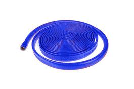 Теплоизоляция трубная K-flex диаметр 22 толщина 4мм синий 11м