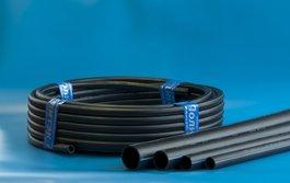 Труба ПНД PE 100 PN10 SDR 17 Диаметр: 32 ПОЛИТЭК 2,4мм