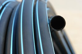 Труба ПНД PЭ 100 SDR 17 Диаметр: 25 Европайп 2,0мм