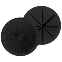 Крышка люк пластиковый диаметр: 570 мм FD пласт Черный
