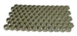 Газонная решетка зеленая (600х400х40)