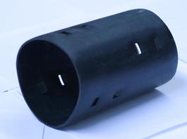 Муфта соединительная для дренажных труб Ø63 мм