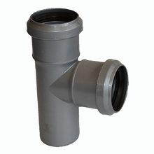 Тройник - диаметр 50 мм / диаметр 50 мм / 87º