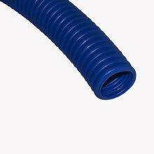 Труба одностенная защитная гофрированная Ø90 мм